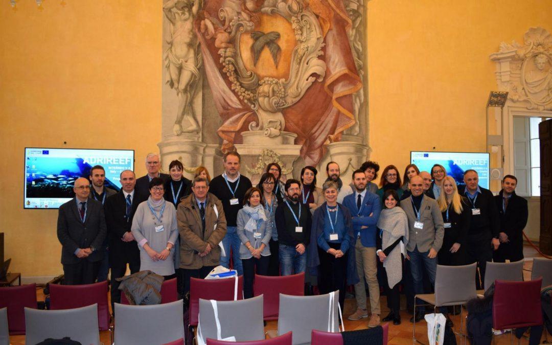 Ravenna: al via la realizzazione del progetto AdriReef