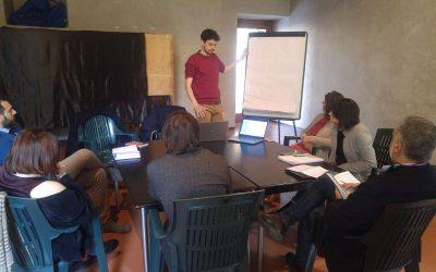 A Soave il teambuilding dei project managers di Ethic e SAFE